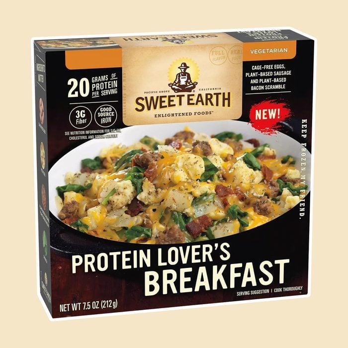Sweet Earth Frozen Protein Lover's Breakfast Bowl - 7.5oz