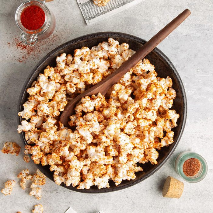 Barbecue Popcorn
