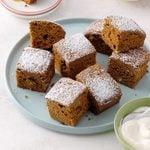 Pumpkin Gingerbread Cake
