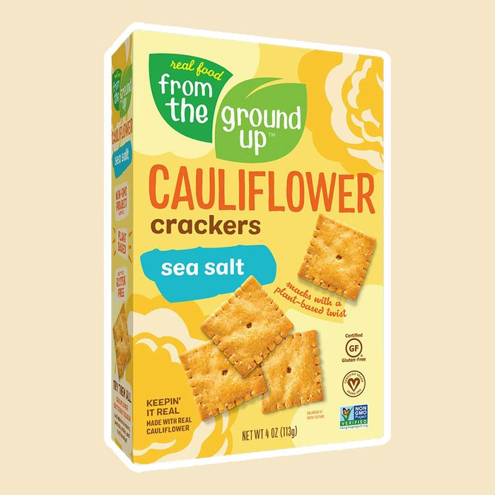 Real Food From the Ground Up Crackers