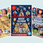 Disney's Storybook Advent Calendars Are BACK for 2021