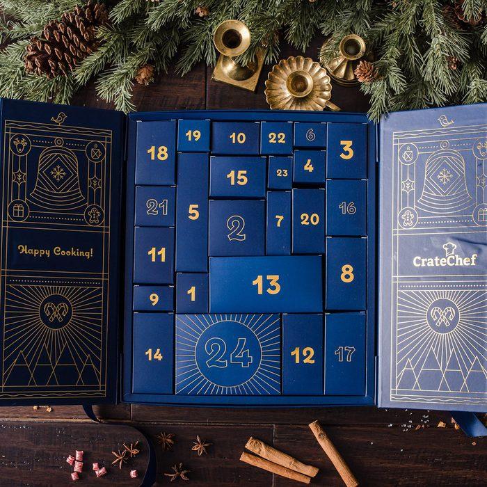 Cratechef Advent Calendar 2021