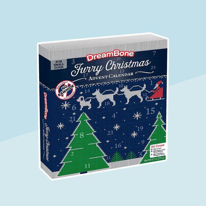 Dreambone Furry Christmas Advent Calendar for Dogs