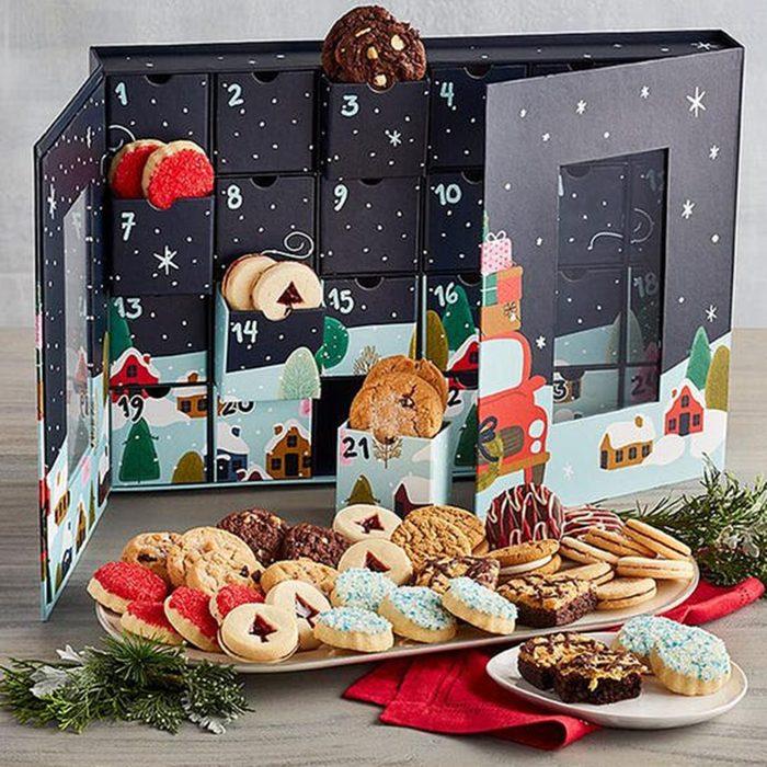 Harry And David Advent Cookie Calendar
