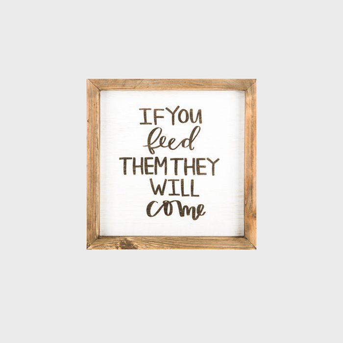 If You Feed Them Wood Wall Decor2