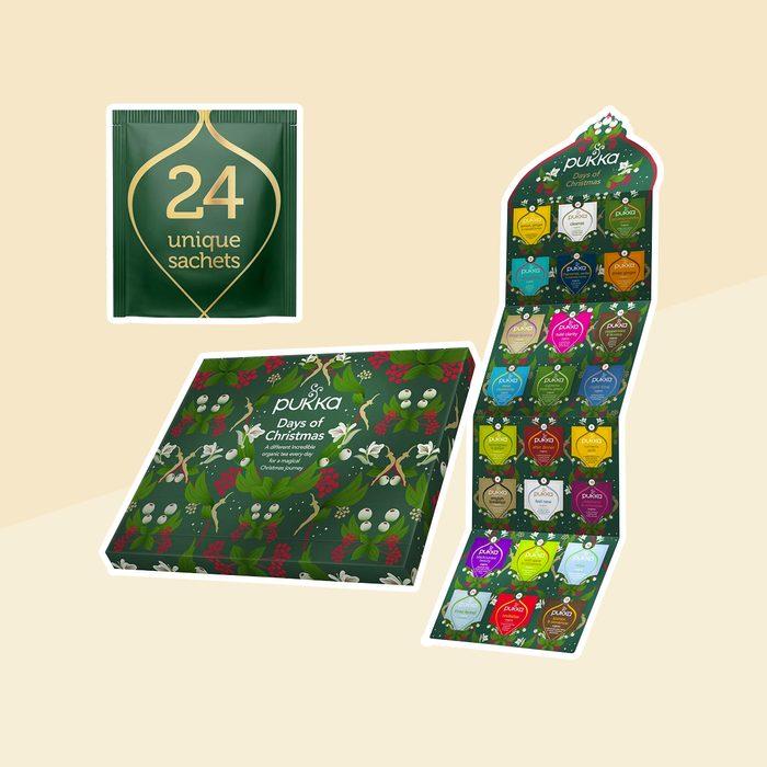 Pukka Herbs Tea Advent Calendar 2021