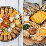 How to Make a Super Cozy Baked Potato Dinner Board