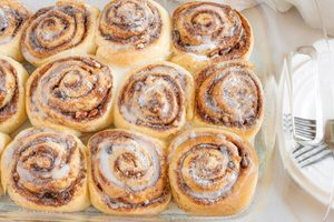 We Tried This Domino Sugar Cinnamon Roll Recipe and It Has Changed Our Mornings