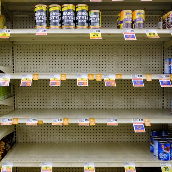 7 Items You Might Not Find in Your Grocery Store (And Why)