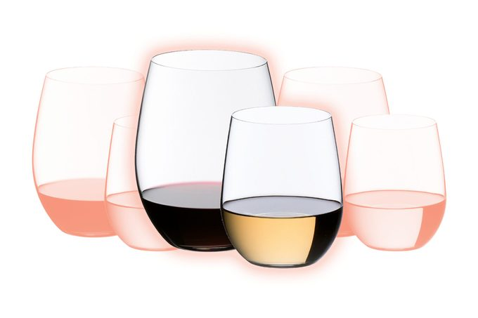 Test Kitchen Preferred RIEDEL O WINE TUMBLER VIOGNIER/CHARDONNAY + CABERNET/MERLOT