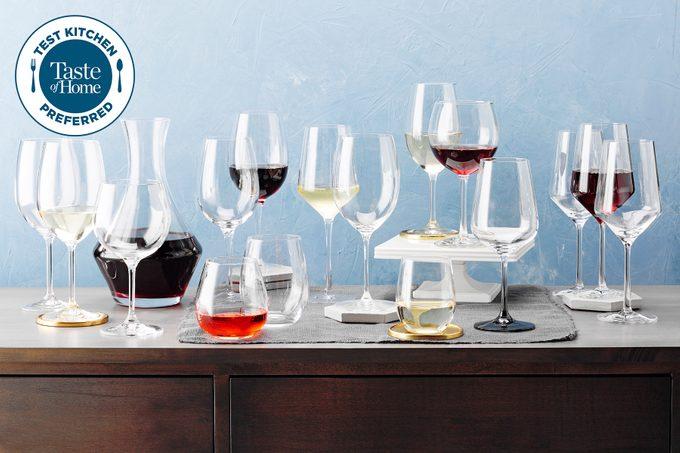Test Kitchen Preferred The Best Wine Glasses