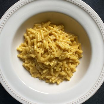We Made the TikTok Mac and Cheese Recipe That People Can't Stop Raving About