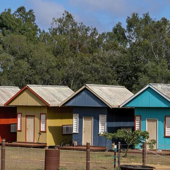 This Family Built a Tiny House Village—and It's the Cutest Thing