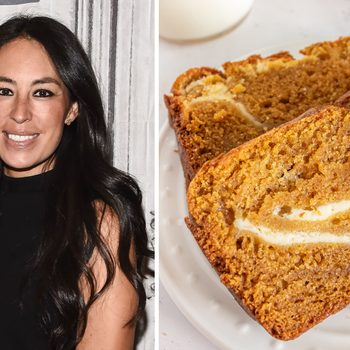 We Made Joanna Gaines' Pumpkin Cream Cheese Bread—and It's the Best Fall Treat