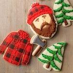 Lumberjack Cookies