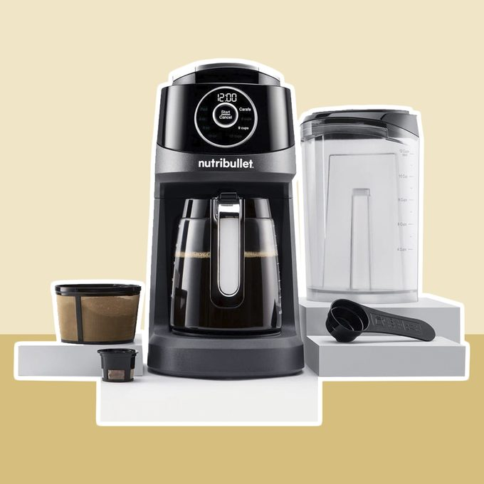 Nutribullet Brew Choice Coffeemaker Product