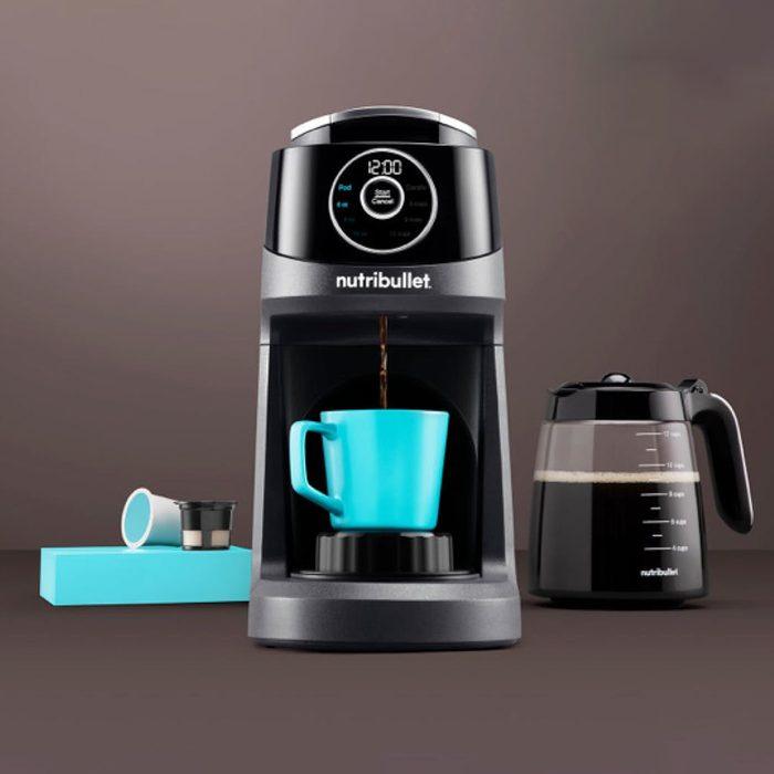 Nutribullet Brew Choice Coffeemaker