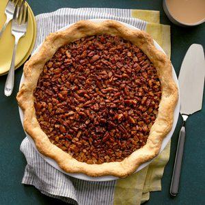 The Best Pecan Pie